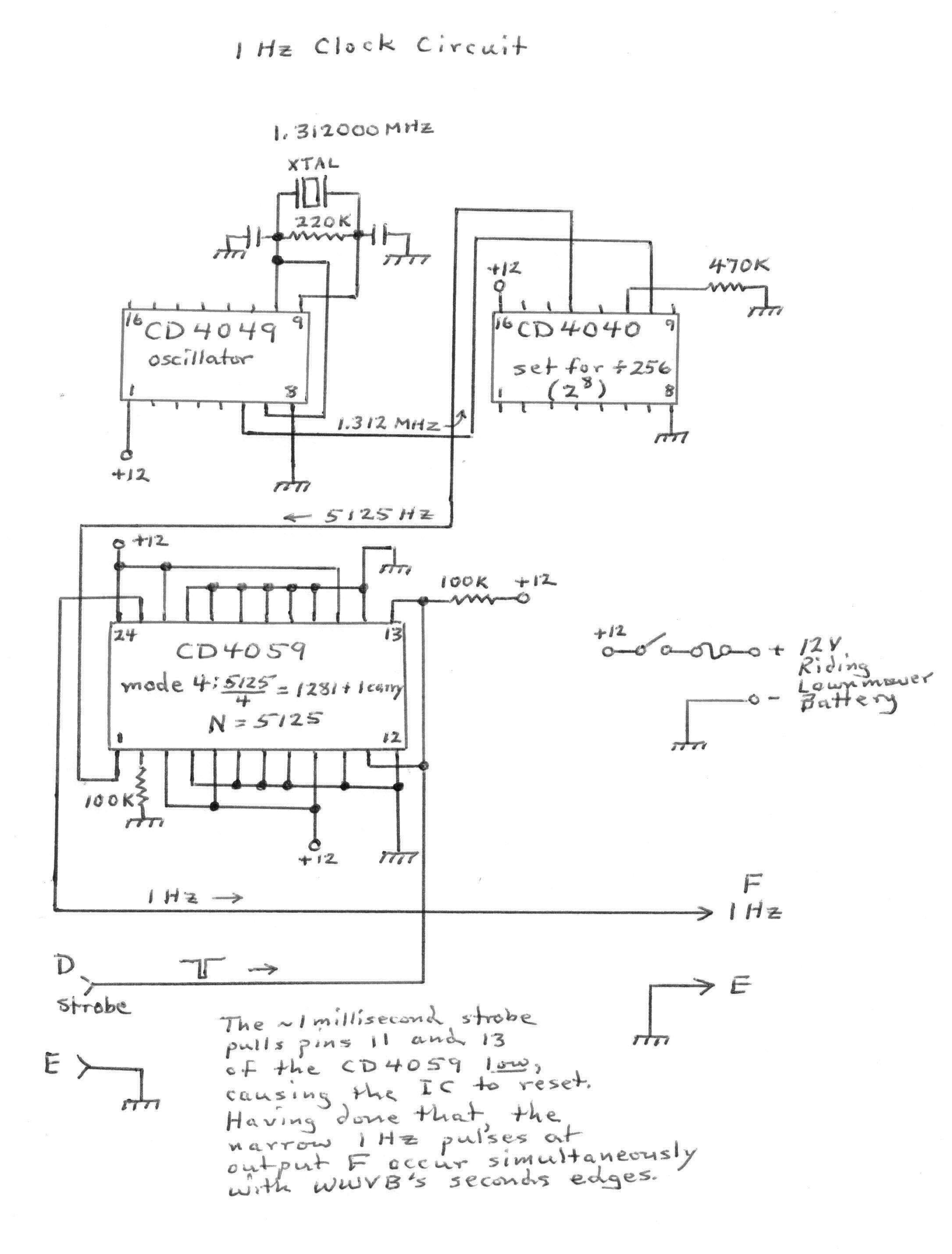 Binary Clock With Wwvb Syncing Schematic Wire Center Bufferedbreakoutbox Basiccircuit Circuit Diagram Seekiccom Video Rh Poyntsource Com Arduino Led Kit
